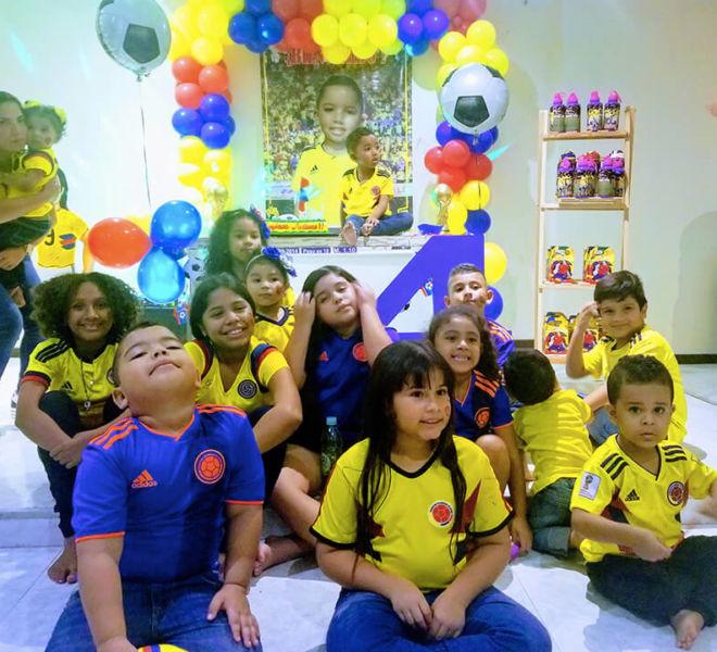 Fiestas Infantiles en Cartagena