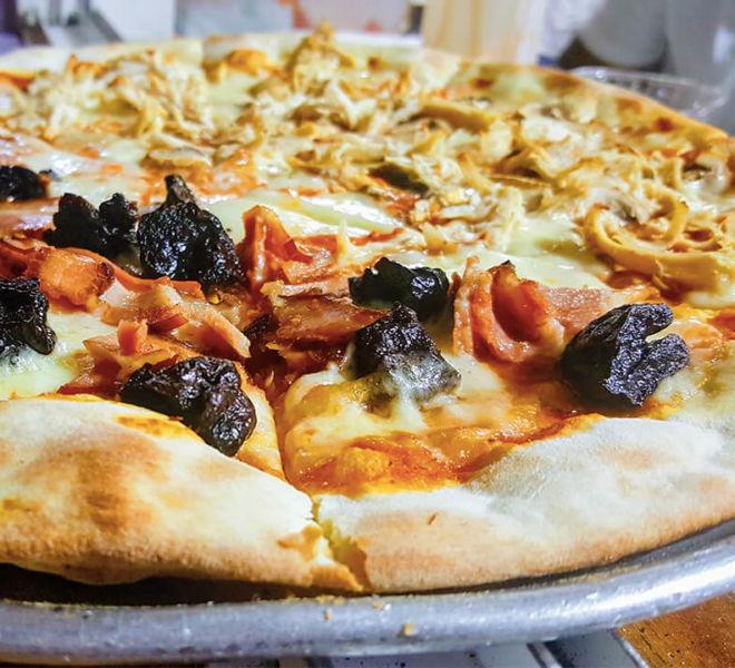Pizza Gourmet Pizzeria en Cartagena